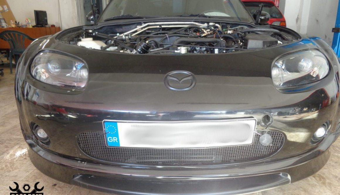 Mazda MX-5 NC Turbo